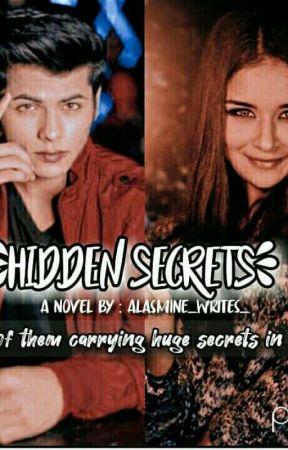 ➳Hidden Secrets  by Sky_Gall