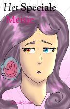 Het Speciale Meisje by starlicloud