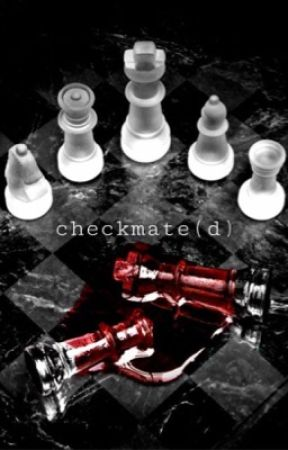 checkmate(d) • emma chamberlain by GOLDENlZED