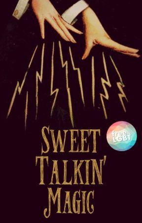 Sweet Talkin' Magic GXG by ASMorrow