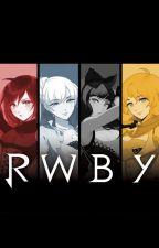 RWBY FanFiction! by JurassicMai_JS
