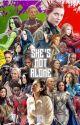 Marvel Woman Imagines™️ by widows-venom