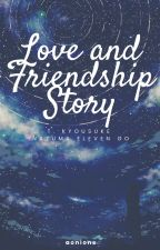 Inazuma Eleven GO : Love and Friendship Story (Tsurugi x Reader) by chatoyants
