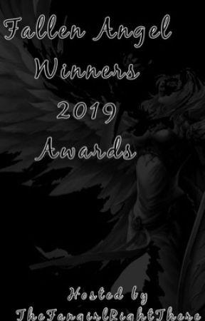Fallen Angel 2019 Awards Winners Book by FallenAngelAwards