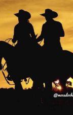 o cowboy é meu! by avocadolbs