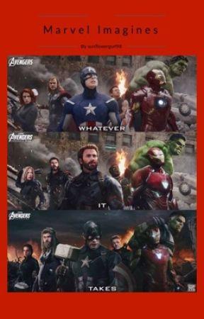 Marvel Imagines by sunflowergurl98