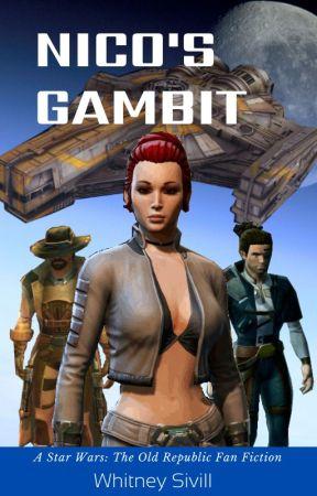 Nico's Gambit by whitneywritesbook