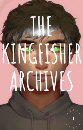 The Kingfisher Archives by MavenVarner
