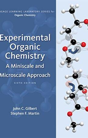 Experimental Organic Chemistry Pdf By John C Gilbert Experimental Organic Chemistry Pdf Part1 Wattpad