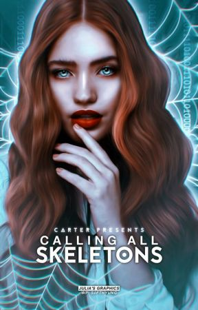CALLING ALL SKELETONS ⇋ MARVEL by yestogay