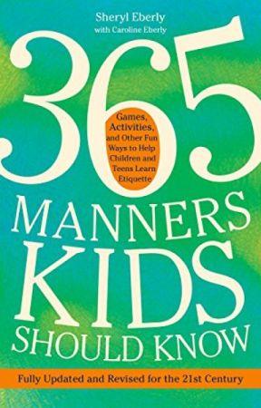 365 Manners Kids Should Know (PDF) by Sheryl Eberly by bymajufu82601