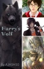 Harry's wolf by ajash10