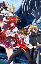 High School Dxd X Male Reader: Volume 2 The Rise of a King by Strykerxk9