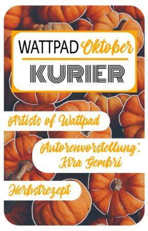 Wattpad-Kurier- Ausgabe Oktober 2019 by RedaktionWPKurier
