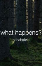 what happens? // one direction by kristelstepke