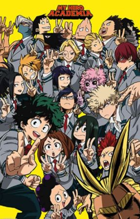 MHA Character Preferences by AngelicWarriorofHope