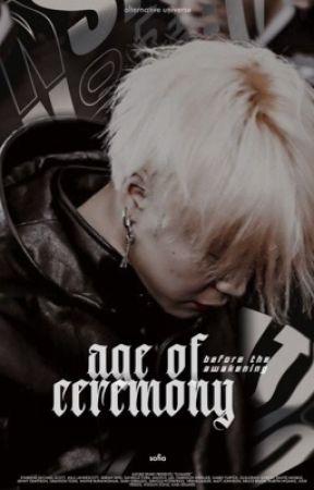 AGE OF CEREMONY  |  𝐏𝐉𝐌 by dxnieIe