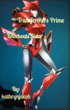 Transformers Prime Knockouts sister  by kathrynjacob