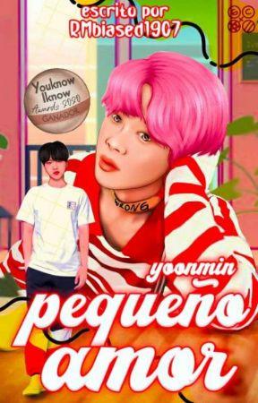 Pequeño Amor    YoonMin by RMbiased1907