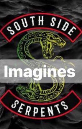 Southside Serpent Imagines by WonderlAlice