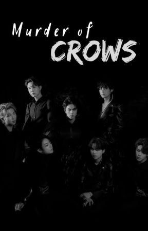 A Murder of Crows (BTS x Reader) by demonlatte