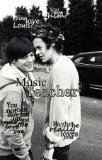 Music Teacher ✖️larry✖️ by louisporros