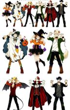 My Halloween Academia by Starling_Todoroki