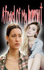Afraid of my imprint by lilmixlivia