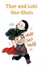 Thor and Loki One-Shots by CuteAnimalDraws1324