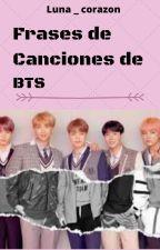 -🌻- Frases de Canciones de BTS - 🌻- by luna_corazon