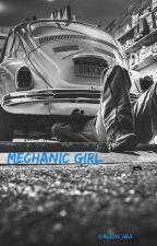 Mechanic girl by Alexis_Geo