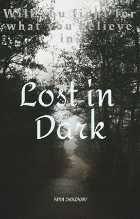Lost in Dark by lonelyghoul112