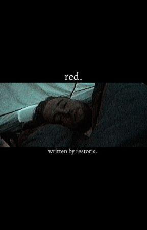 𝒓𝒆𝒅  ━  𝗴𝗹𝘂𝗰𝗸 by restoris