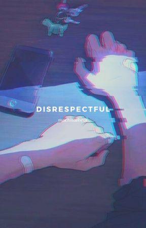⋆⊰ DISRESPECTFUL ⊱⋆ JJK by MochiTaebear