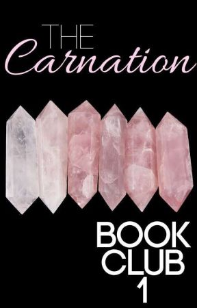 The Carnation Bookclub1 by thatgalmagic_