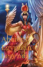 Ancient Egyptian Legends by eyeofanpu