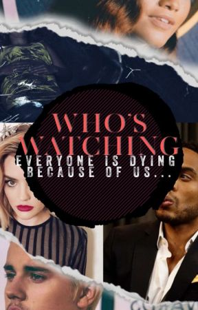 Who's Watching by DayaHorne