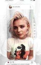 KILLER GIRL ─ marvel. by tulipvenus