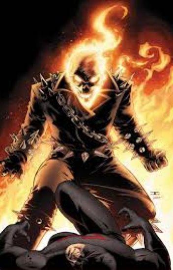 Burning Love Ghost Rider X Female Creepypastas On Hold The