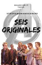 Sies Originales. by StashaRomanogers95