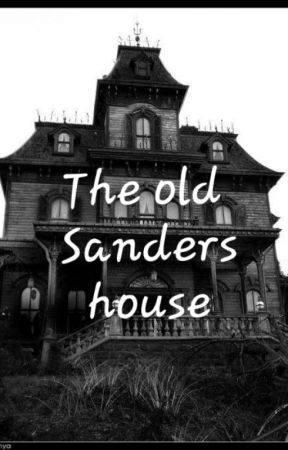 The old Sanders house by G_l_i_t_c_h_
