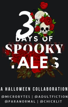 30 Days of Spooky Tales by Paranormal