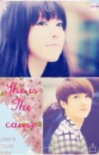 Love is Never Easy - She is The Cause by parksunhee87