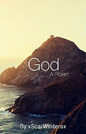 God by xScarWintersx