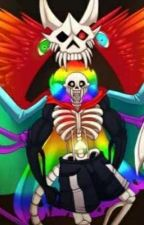 Son of The Godly Skeleton (AU Highschool DXD x Male Reader) by DrizztTheReaper