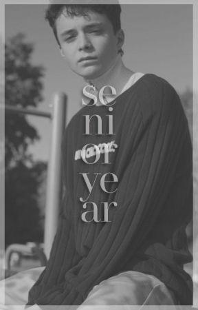 ✓ | senior year,     original! ² by voidoleff