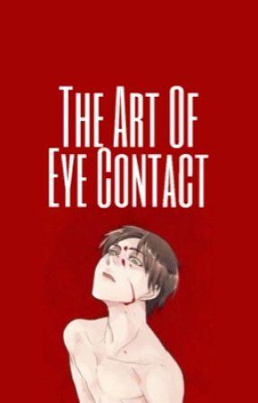 The Art Of Eye Contact (Riren) by capsbrat