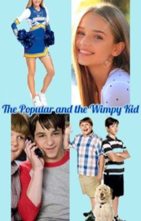 The Popular and the Wimpy Kid  by MinnieMouseSparklez