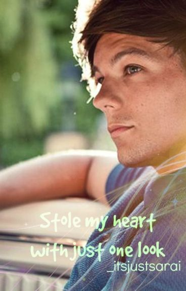 Stole My Heart With Just One Look. (L.T.)