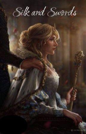 Silk and Swords by mystic_khaleesi